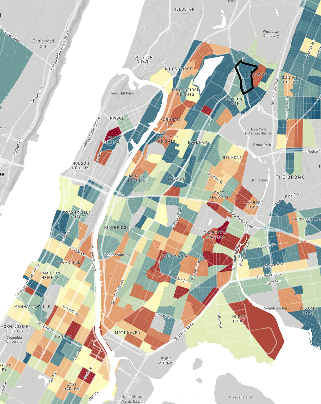 The Opportunity Atlas is an initial release of social mobility data, the result of a collaboration between researchers at the Census Bureau, Harvard University, and Brown University.