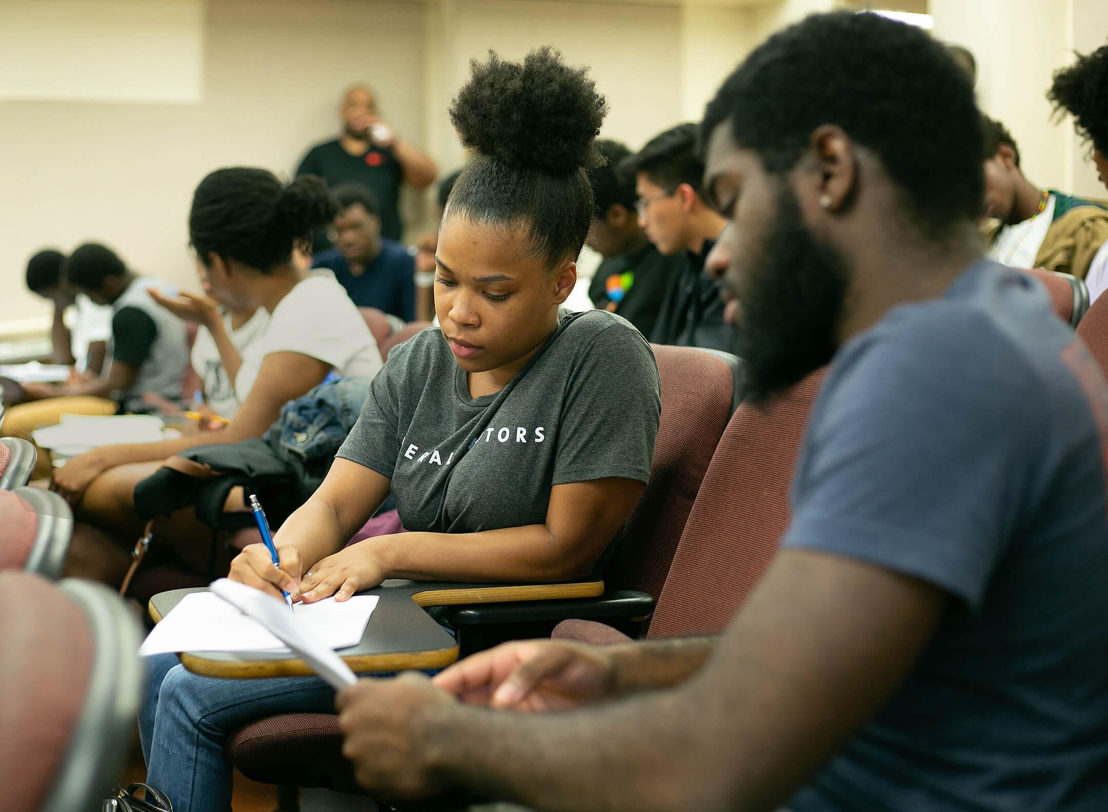 Helping to Bridge the Access Gap: Atlanta University Center