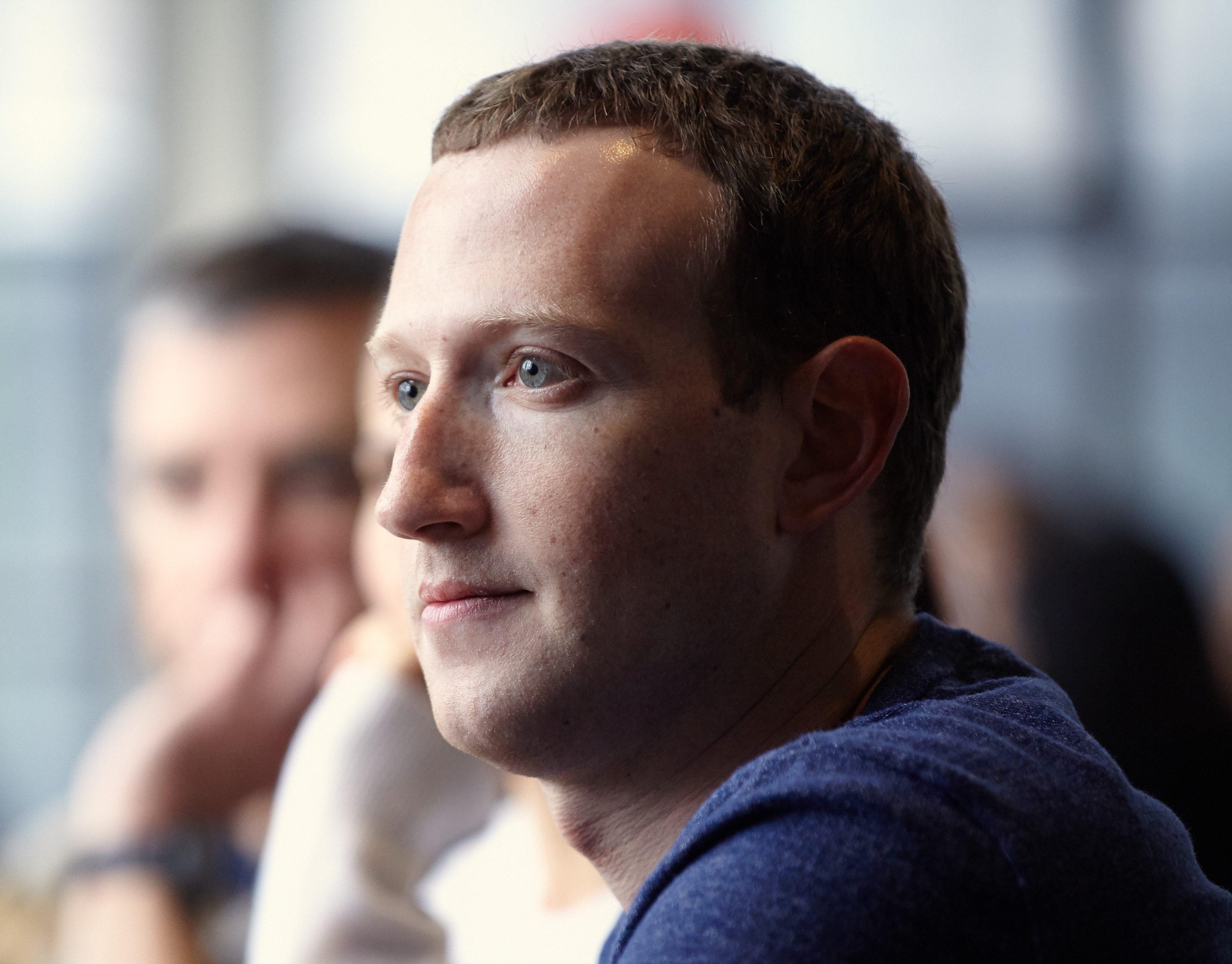 Mark Zuckerberg, CZI Co-Founder and Co-CEO.