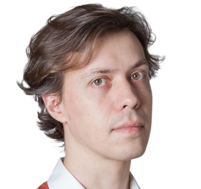 Alexander Misharin, MD, PhD