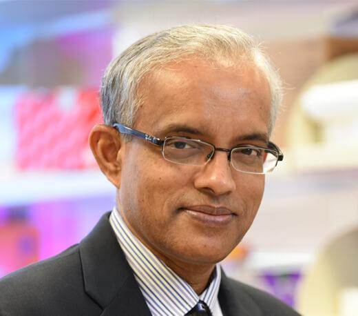 Harikrishna Nakshatri, BVSc, PhD