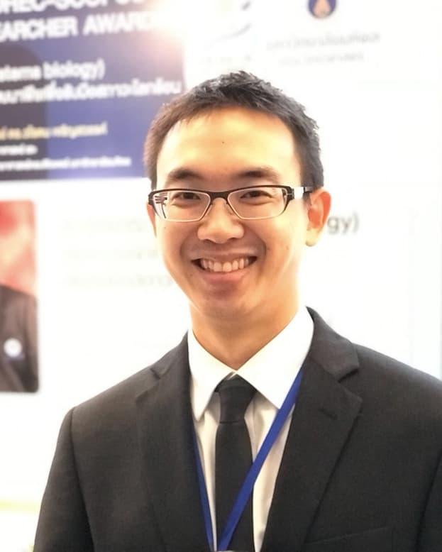 Varodom Charoensawan, PhD