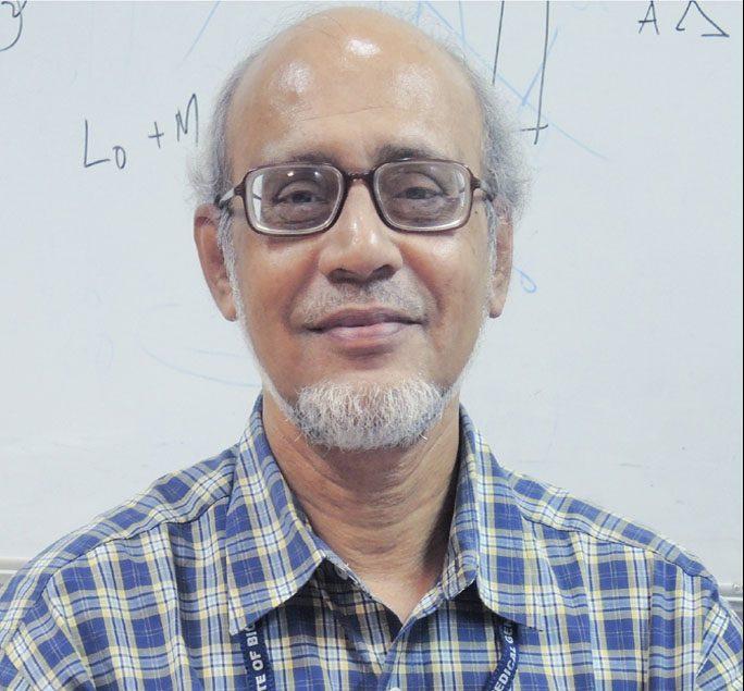Partha Majumder, PhD