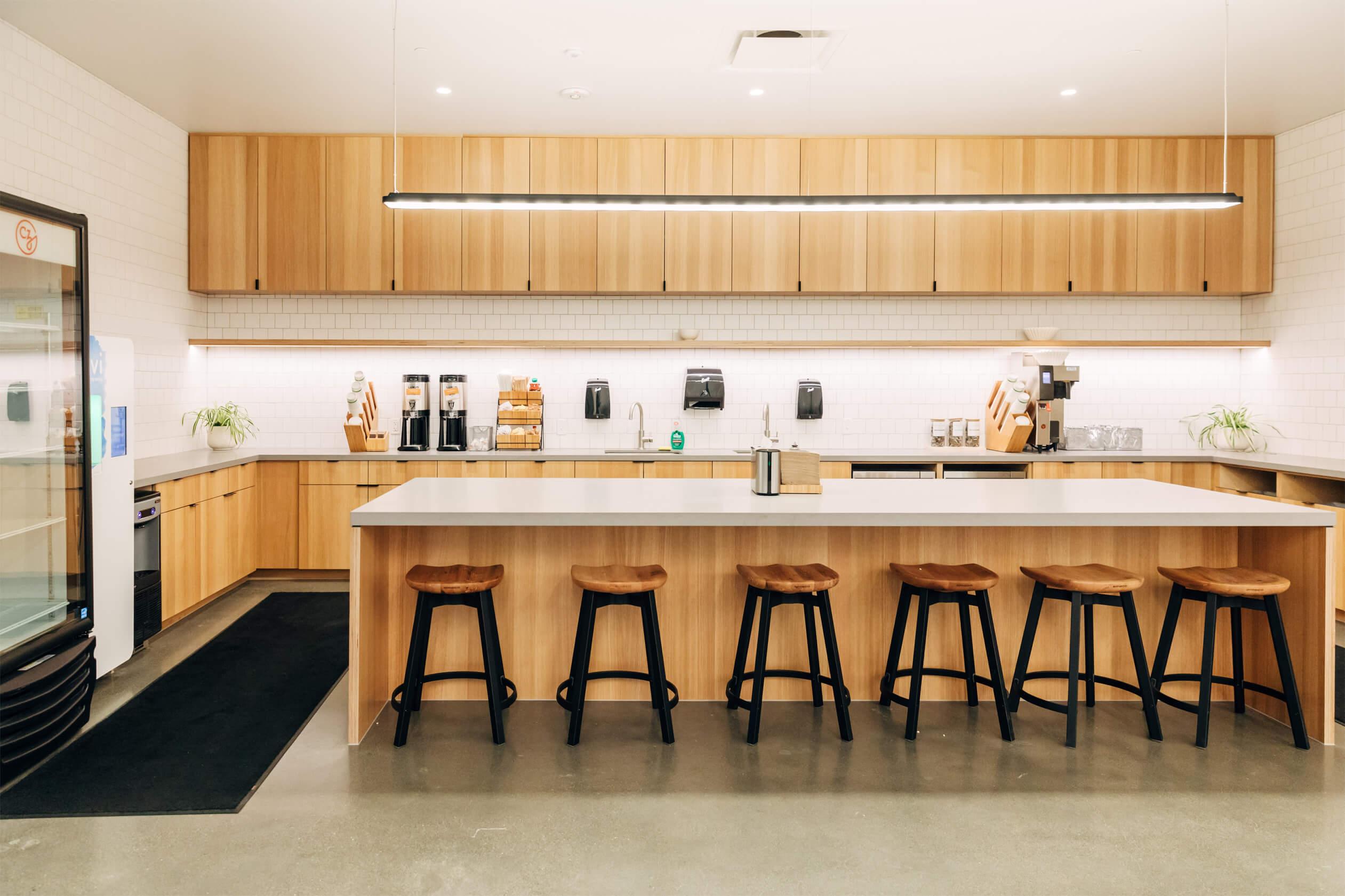 Community Space Kitchen