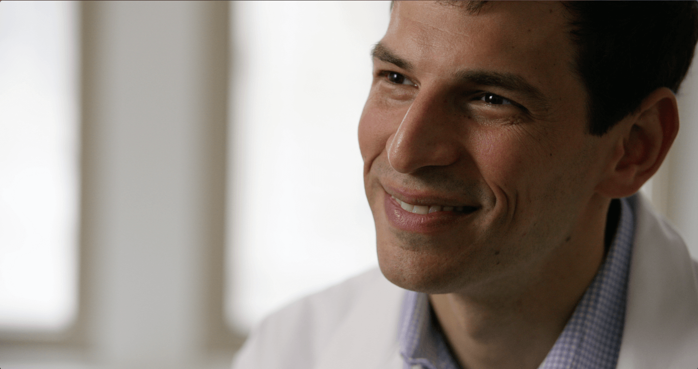 Portrait of David Fajgenbaum, Co-Founder & Executive Director of the Castleman Disease Collaborative Network