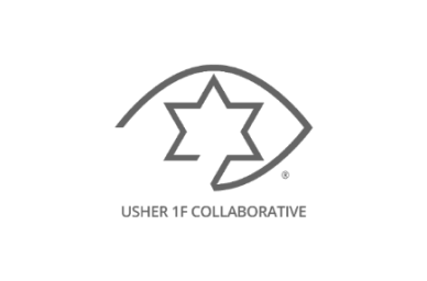 Logo for Usher 1F Collaborative