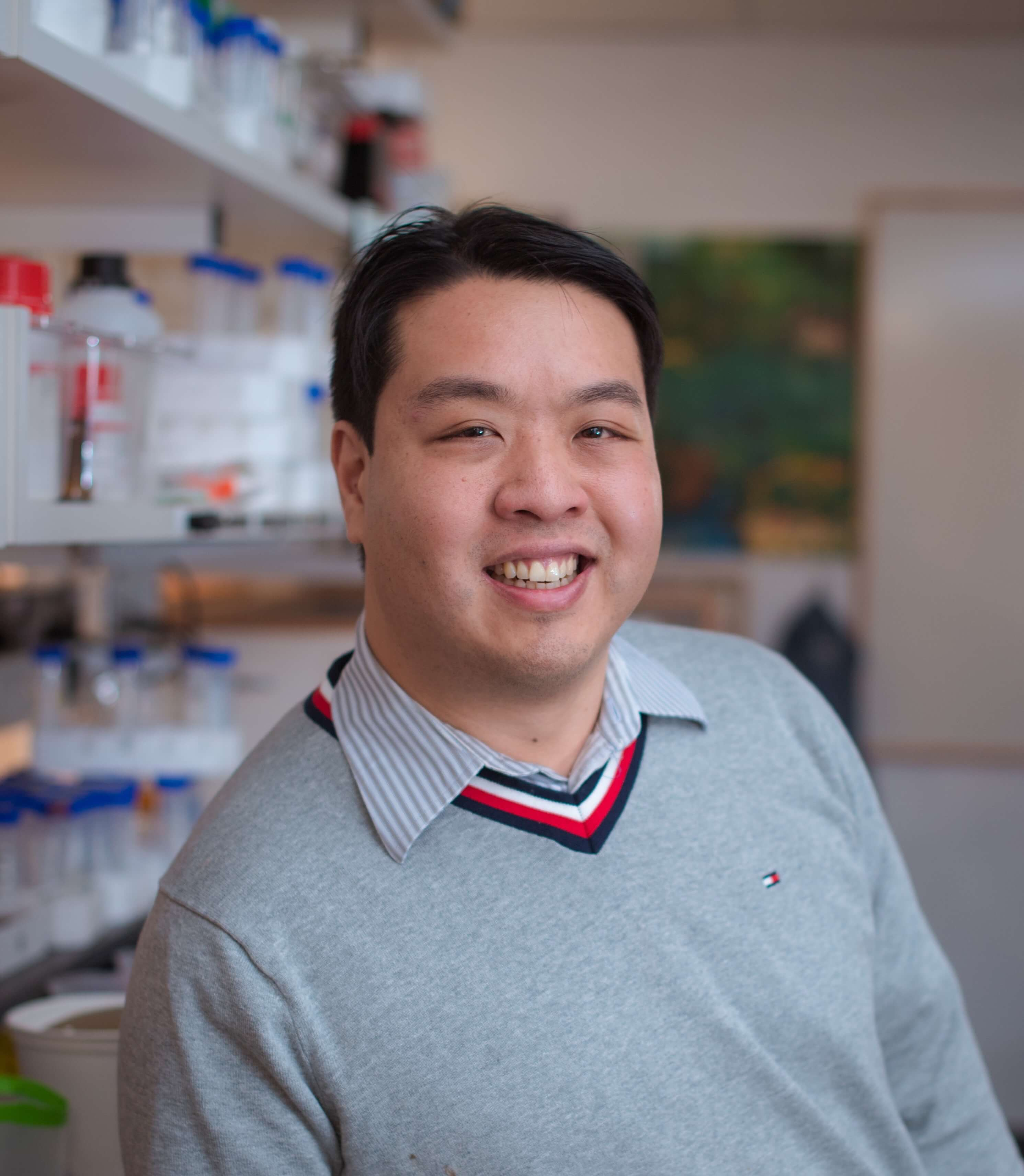 Isaac Chiu, PhD (Lead)