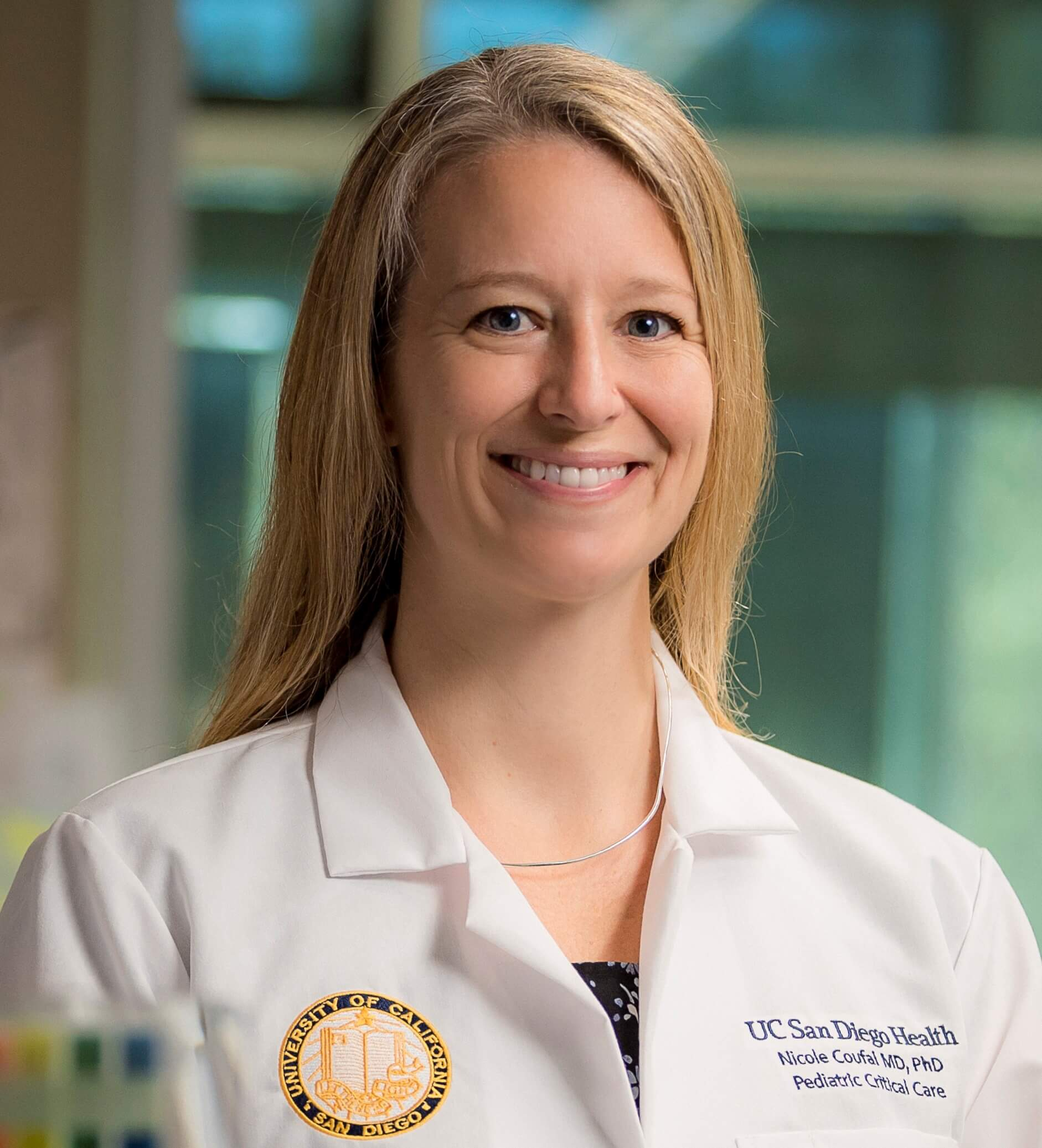 Nicole Coufal, MD, PhD (Lead)