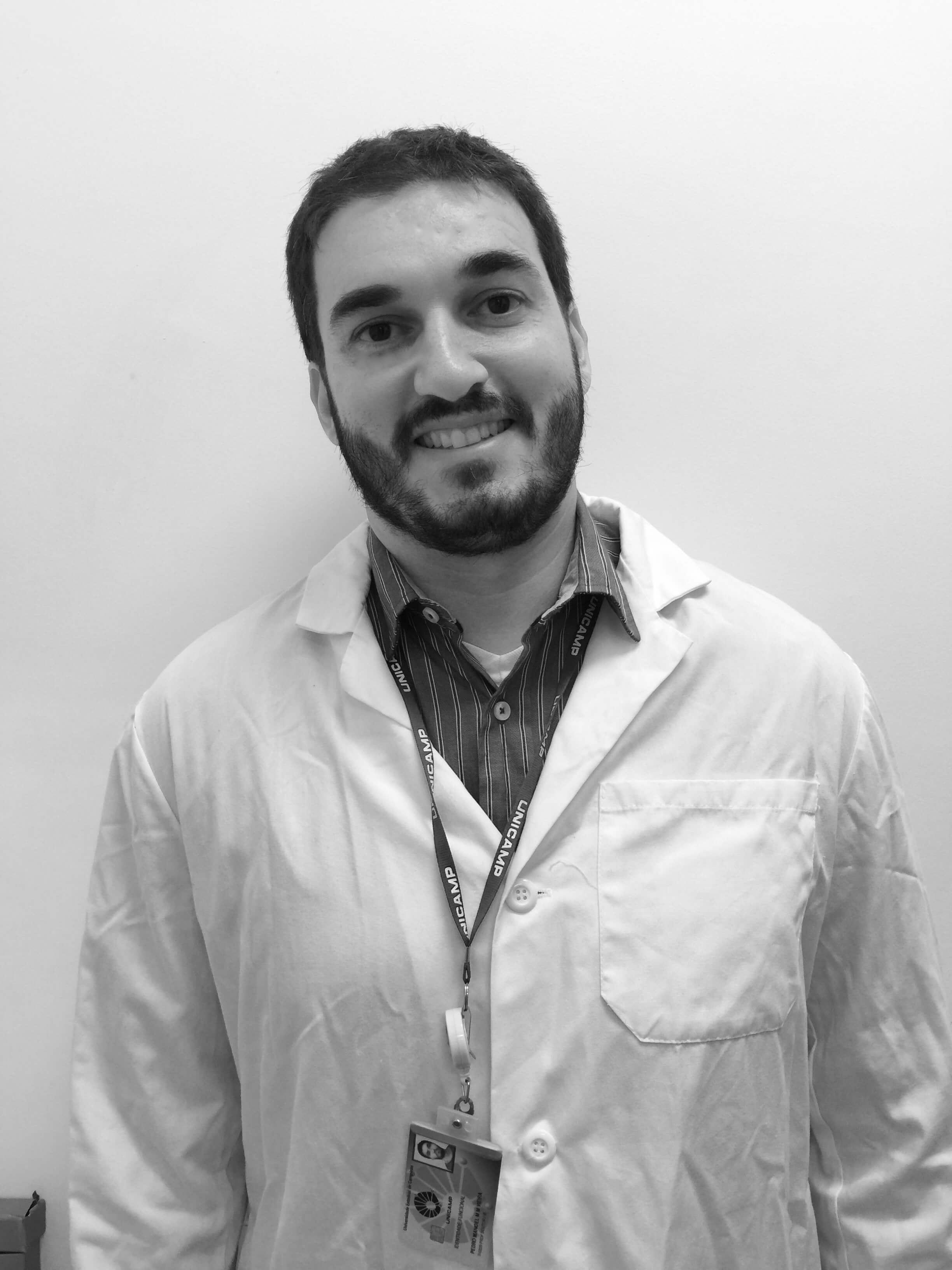 Pedro Moraes-Vieira, DVM, PhD