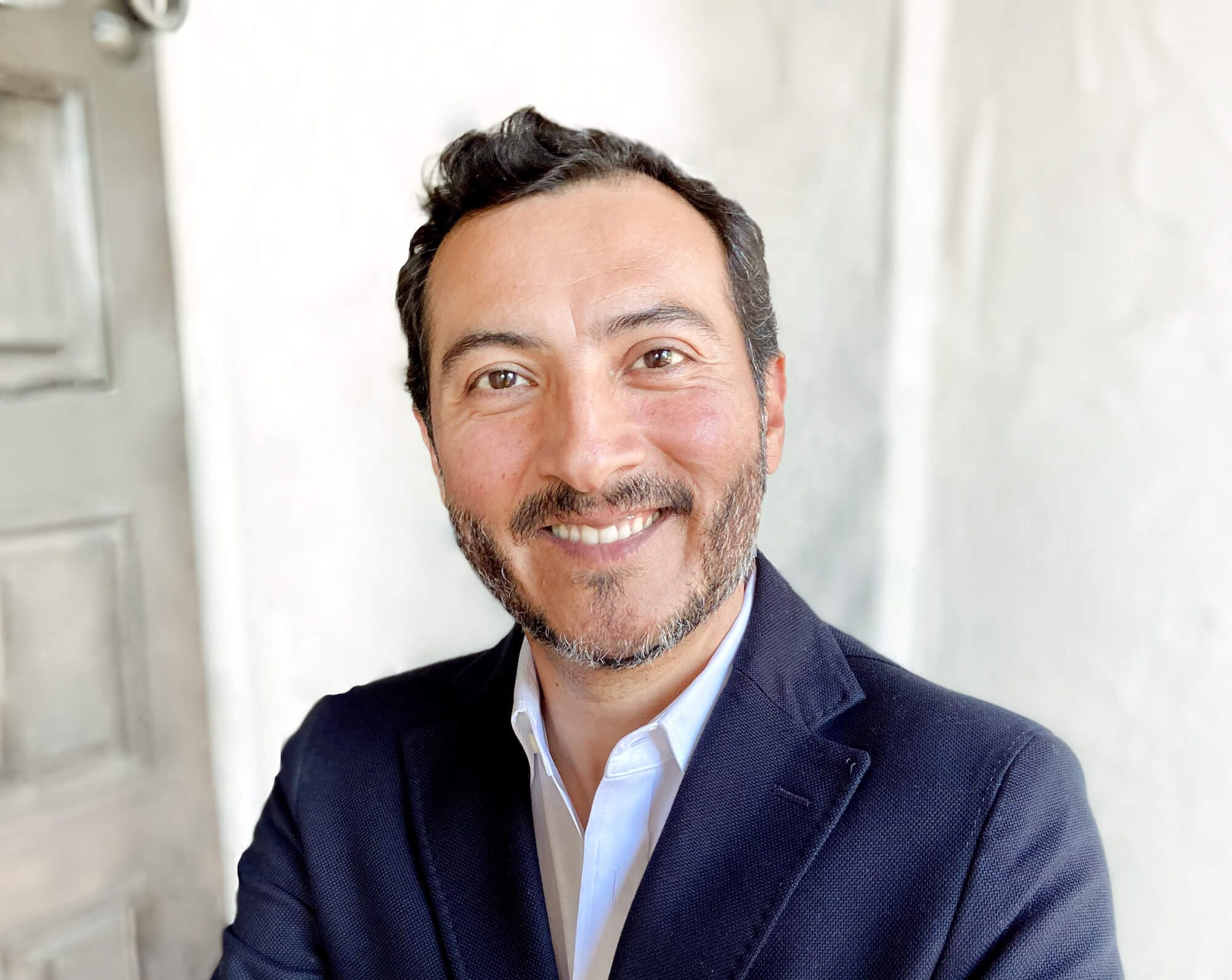 Josue Estrada, Chief Operating Officer, CZI.