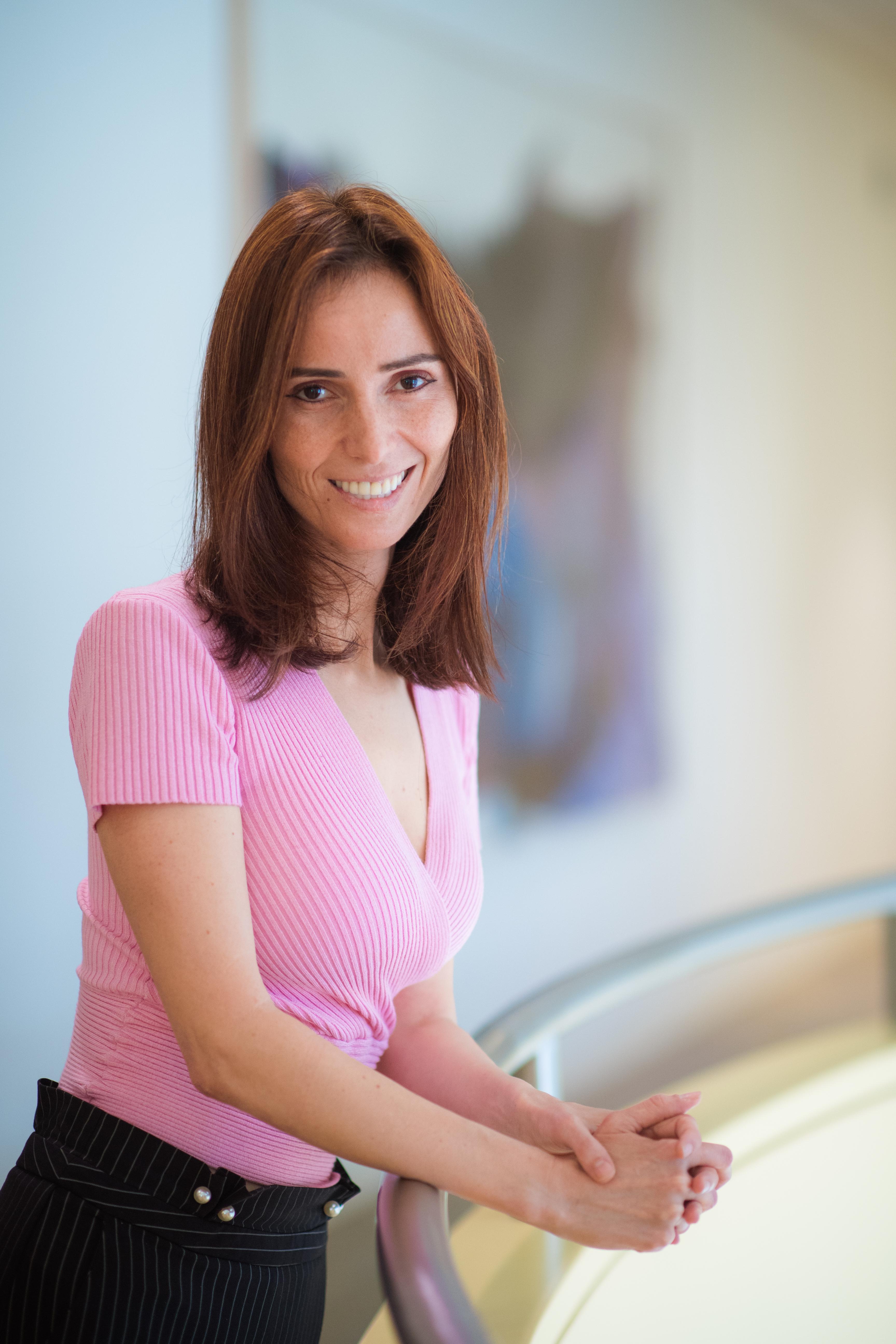 Silvia Rouskin