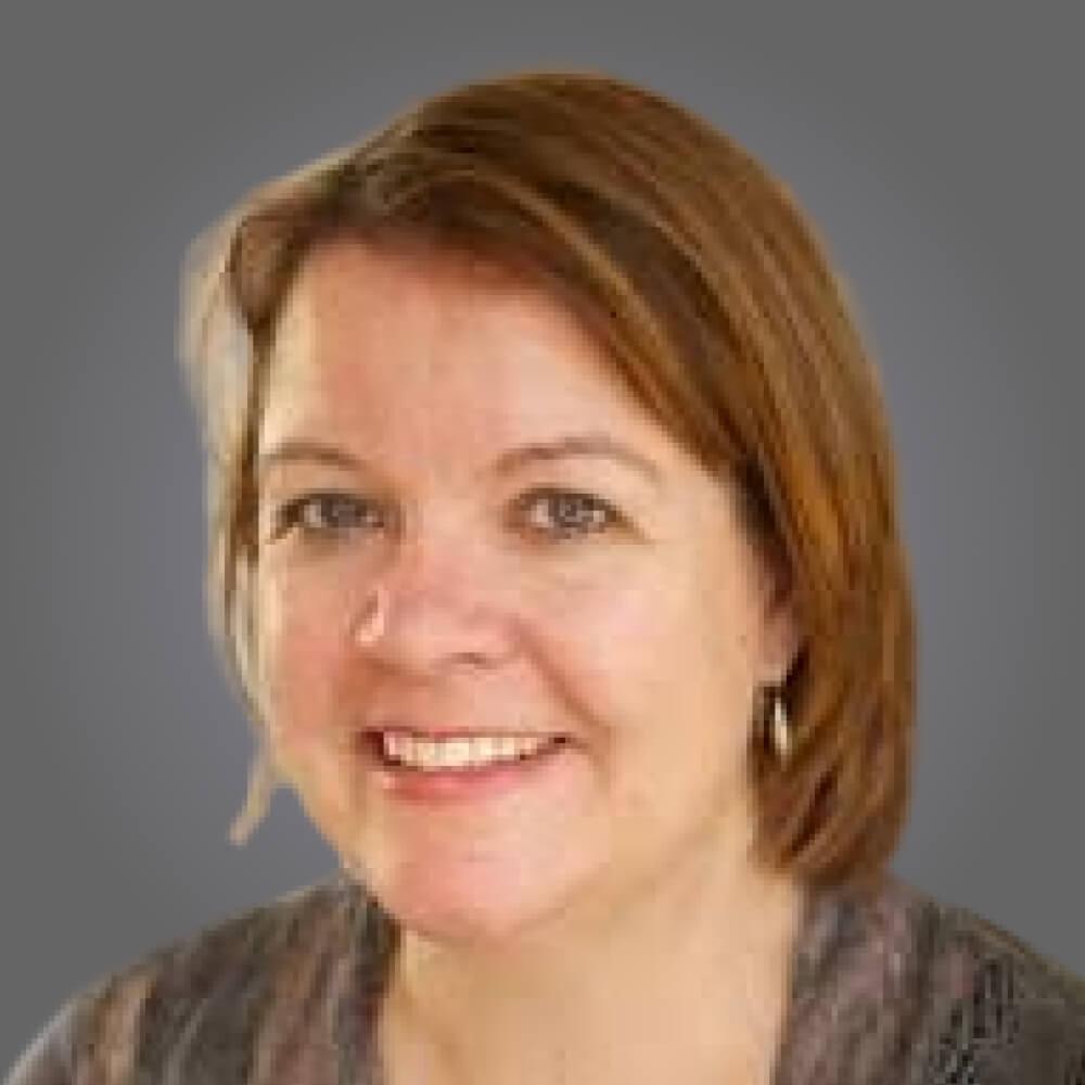 Katja Brose (Program Officer, Neurodegeneration Challenge Network)
