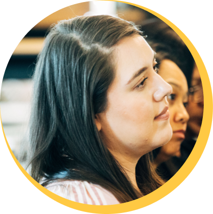 Priscilla Martinez, Movement Capacity Building Strategist, Immigration, CZI.