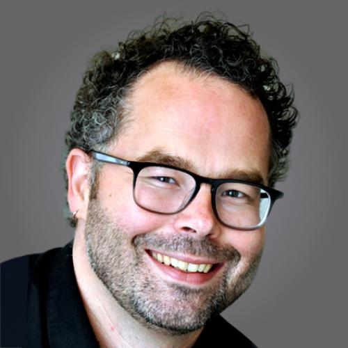 Arne Bakker, Director of Meetings and Community, CZI.