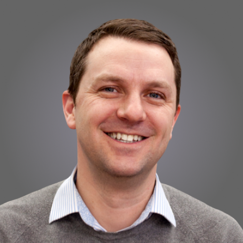 Jeff MacGregor, Vice President of Communications, CZI.