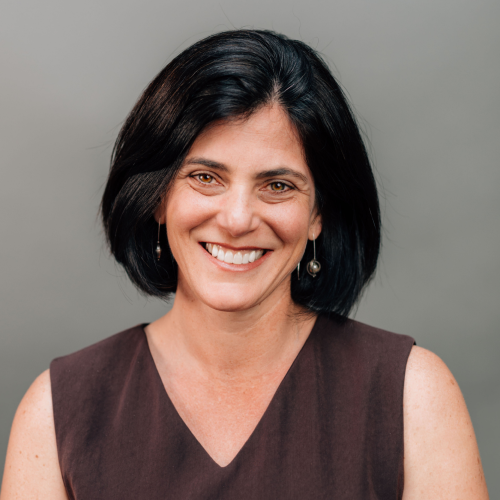 Tania Simoncelli, Vice President of Science in Society, CZI.