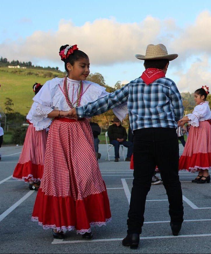 Kids dancing ballot