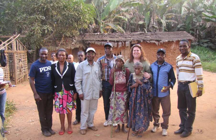 Tishkoff and colleagues from the University of Yaounde