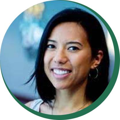 Estephanie Sunga, Senior Program & Events Manager, Non-Profit Housing Association of Northern California (CZI Movement & Capacity Building).